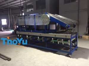 Garlic cleaning grading machine was shipped to Egypt